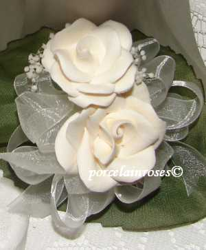 Reality Rose Corsage
