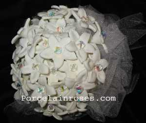 Wedding Bouquet Clutch