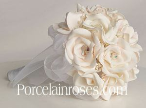 Most popular rose wedding bouquet