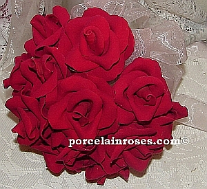 Reality fresh Red Rose Bouquet