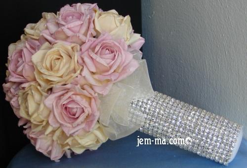 Bridal Bouquets in Porcelain